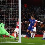 Dominant Arsenal see off lacklustre Chelsea