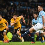 Man City cruise past 10-man Wolves