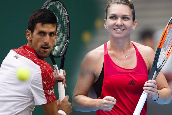 Australian Open – Djokovic and Halep