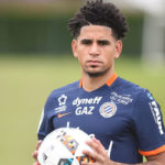 Keagan Dolly of Montpellier