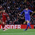 Maguire denies Liverpool victory at Anfield