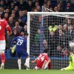 Morata sends Chelsea into FA Cup fourth round
