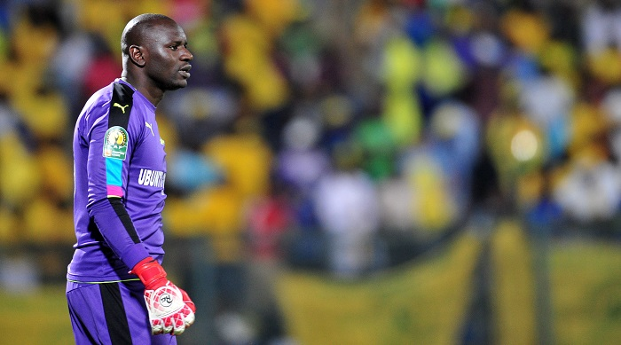 Dennis Onyango of Mamelodi Sundowns