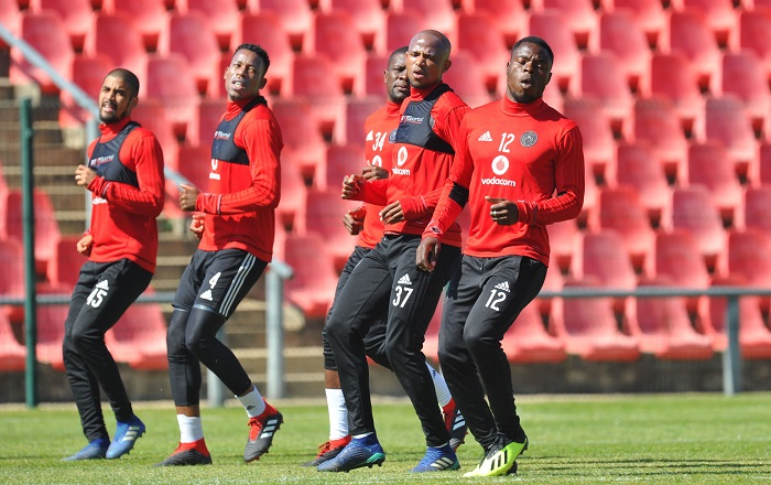 Watch: Pirates switch focus to Nedbank Cup - SportsClub