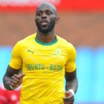 Anthony Laffor of Mamelodi Sundowns