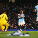 Man City put five past Burnley