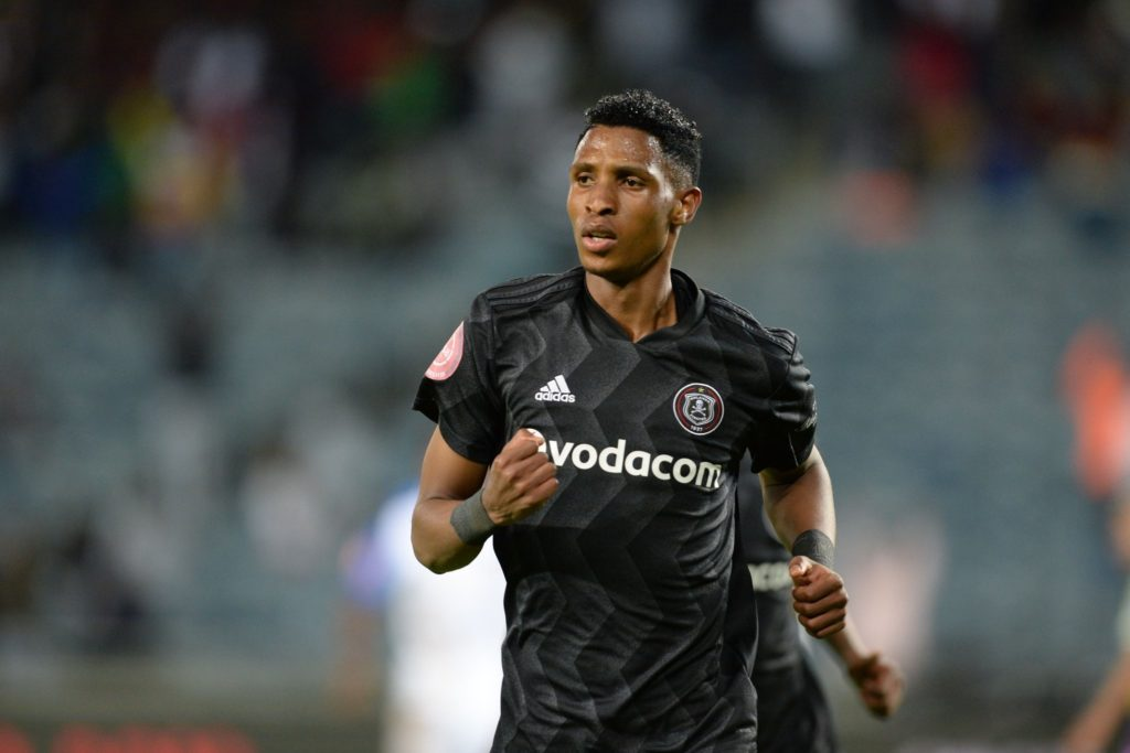 Pirates beat Chippa in six-goal thriller