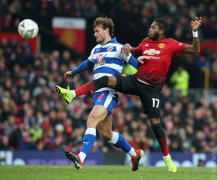 Man Utd down Reading