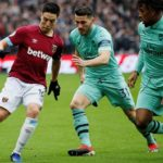 West Ham Utd edge Arsenal