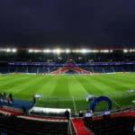 PSG's stadium Le Parc des Princes