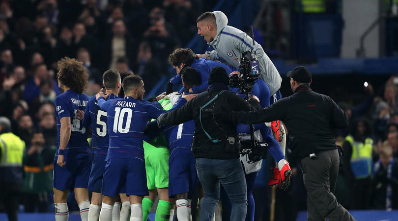 Sarri backs Chelsea players after getting desired response