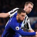 Sarri: Hazard as a striker helps Chelsea defensively