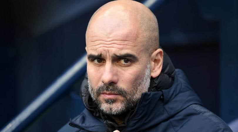 Guardiola challenges City to imitate Barca, Bayern, Juve dominance