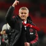 Manchester United caretaker manager Ole Gunnar Solskjaer