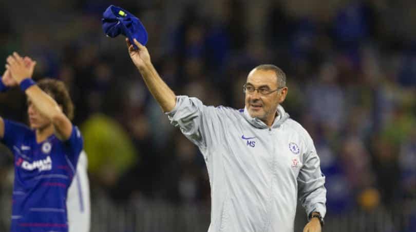 Winning Carabao Cup will save Sarri's job