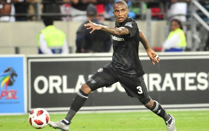 Thembinkosi Lorch of Orlando Pirates
