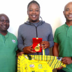 Caf coordinator dedicates Afcon medal to Meyiwa