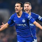 Pedro powers Chelsea past sluggish Spurs