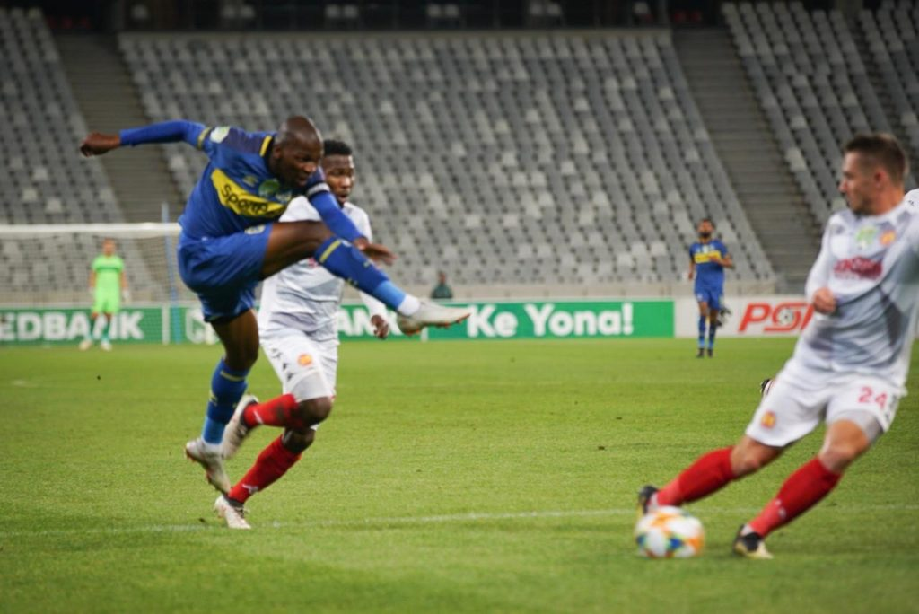 CT City cruise into Nedbank Cup quarters