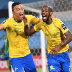 Tade scores on debut as Sundowns top Group A
