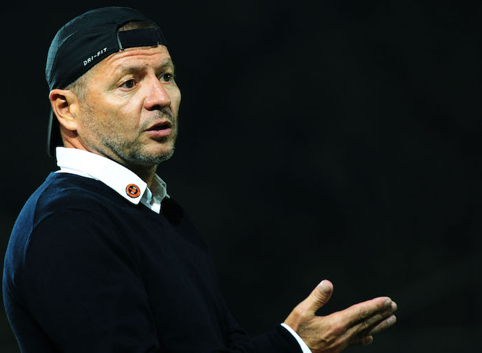 Polokwane City Coach Jozef Vukusic