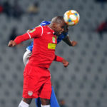 The Magic FC captain Tshepiso Tlhapi