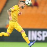 Daniel Cardoso of Kaizer Chiefs