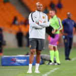 Kaizer Chiefs assistant coach Shaun Bartlett