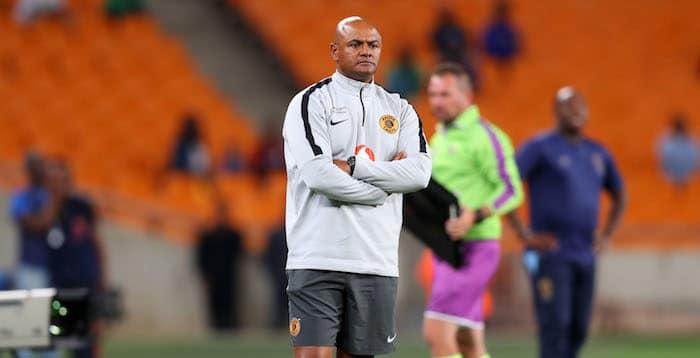 Kaizer Chiefs assistant coach Shaun Bartlett