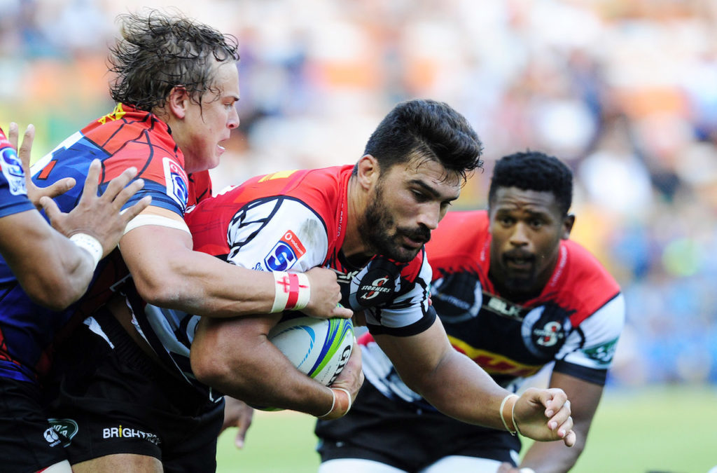 Stormers Picture: Stormers Snatch Late Win