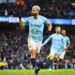 Aguero stars as Man City bounce back
