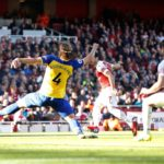 Lacazette, Mkhitaryan send Arsenal fourth