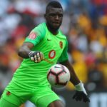 Daniel Akpeyi of Kaizer Chiefs