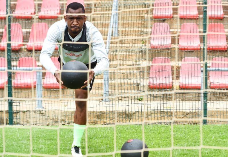 Ndengane relishing dream derby debut