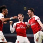 Ozil seizes starting chance in rout