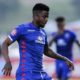 George Lebese of Supersport United