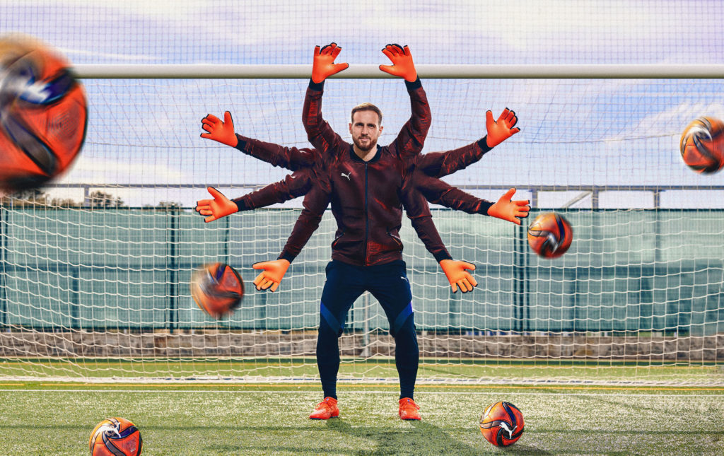 Puma Football signs a long-term partnership with Oblak