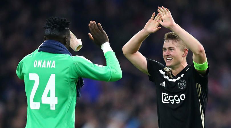Ajax vs Madrid: Five stars who could follow De Jong