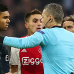 VAR controversy struck in the Ajax vs Real Madrid game