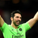 Gianluigi Buffon of PSG