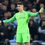 Chelsea goakeeper Kepa Arrizabalaga