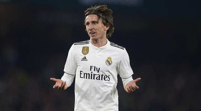 Barca vs Madrid: Can Modric save Real's season?