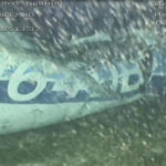 One occupant visible in Sala plane wreckage