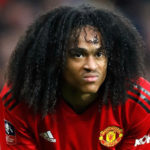 Tahith Chong of Manchester United