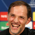 Thomas Tuchel of PSG