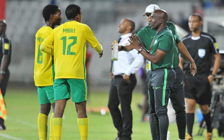 Notoane raring to lead SA U23 at Olympics