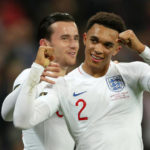Trent Alexander-Arnold (of England