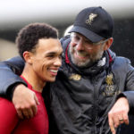 Alexander-Arnold embracing title race