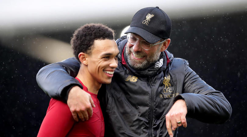 'Time for Alexander-Arnold midfield experiment'