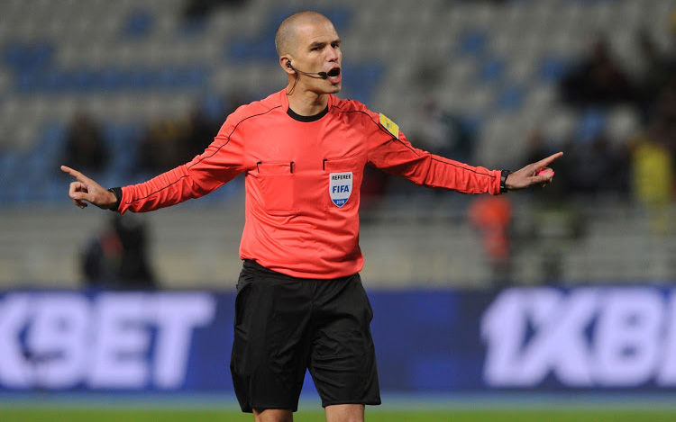 SA trio to officiate Caf CL semi-final